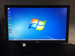 """SHERWOOD PARK 19"""" 20"""" 22"""" 24"""" LCD MONITOR FOR SALE Strathcona County Edmonton Area image 5"""