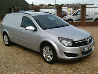 Vauxhall Astravan 1.7CDTi 16v 2007MY Sportive AIR CON LOW MILES