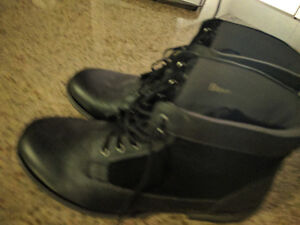 BRAND NEW/ Classic Black Boots/ Originally $85/ Make an offer