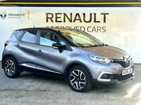 2018 Renault Captur RENAULT CAPTUR 1.5 dCi 90 Iconic 5dr EDC SUV Diesel Automati