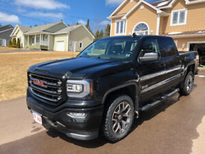 2017 GMC Sierra all terrain SLT 1500
