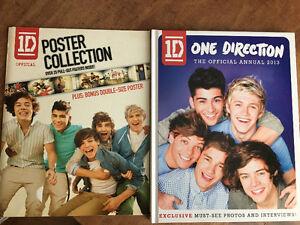 1Direction books
