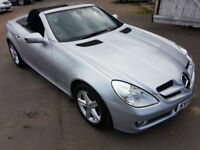 LOW MILEAGE - Mercedes-Benz SLK 200 Kompressor
