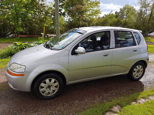*Reduced *2008 Chevrolet Aveo LT Hatchback
