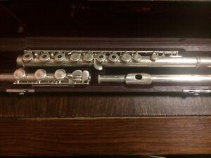 Muramatsu Flute DN Model - Open Hole flute - Inline G