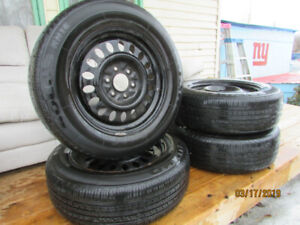 GREAT DEAL ON TIRES AND RIMS !!!