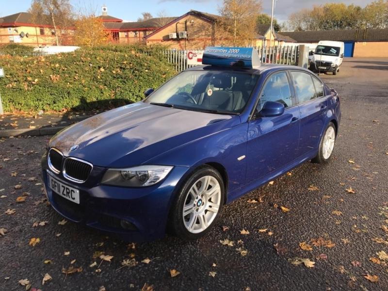 2011 BMW 3 Series 2.0 320d M Sport Saloon 4dr Diesel Manual (125 g/km, 184