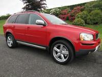 2008 Volvo XC90 2.4 AWD Geartronic ** D5 R-Design **185 BHP**FACE LIFT MODEL**