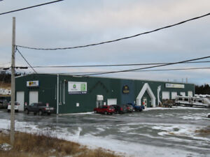 Commercial Property 1382 Topsail Road MLS®#:1187131
