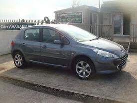 Peugeot 307 1.6HDi ( 110bhp ) 2005MY S GUARANTEED CAR FINANCE
