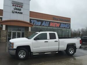 2014 Chevrolet Silverado 1500 1LT  ACCIDENT FREE, SAT/AUX, BOX L