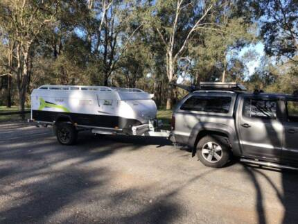 2017 Jayco Eagle Outback Samford Valley Brisbane North West Preview