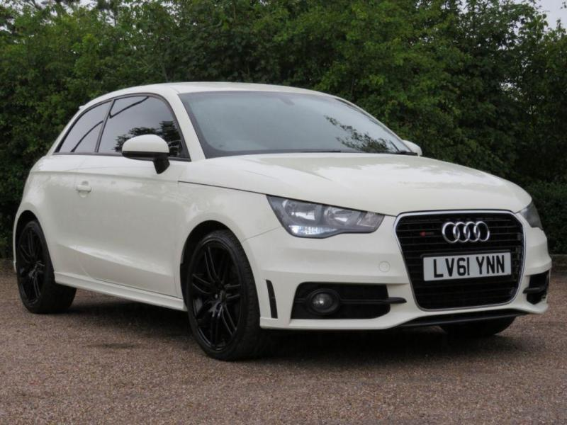 2012 61 audi a1 1 4 tfsi s line 3d auto 185 bhp in. Black Bedroom Furniture Sets. Home Design Ideas