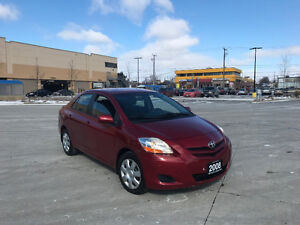 2008 Toyota Yaris Auto, 4 Cyl. 3 Years Warranty available