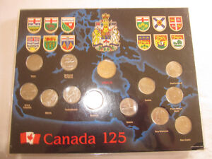 Stamps, Coins, Coat of Arms Plate