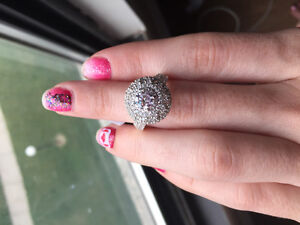 Ring think size 8