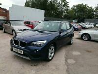 2012 BMW X1 xDrive 18d SE 5dr Step Auto ESTATE Diesel Automatic