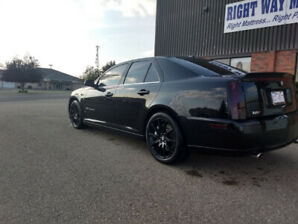 Cadillac STS-V- Trades for GM SUV's & Trucks!!