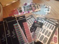 Minx and trendy nail wraps