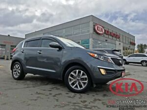 2015 Kia Sportage EX AWD | One Owner | Amazing Condition
