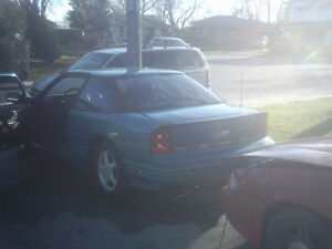 1994 cutlass supreme 2 dr. coupe 3.4 doc