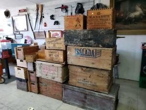 Crates! Crates! Crates!