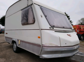 Sprite Alpine XL 2 berth caravan