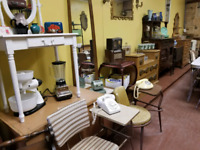 Looking for guest writers, antique shop road trips