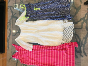 Headed South? Girls size 10 & 10/12 dresses & Bathing Suits