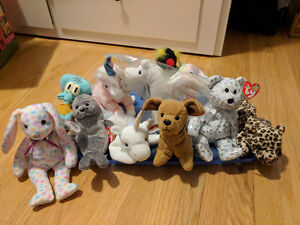 TY Beanie Baby Collection - MINT CONDITION