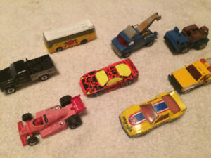 Vintage Matchbox Diecast Toy Cars