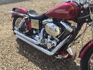 Harley dyna lowrider (fxdli)