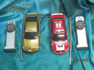 Vintage Full function Radio Shack Racing Set