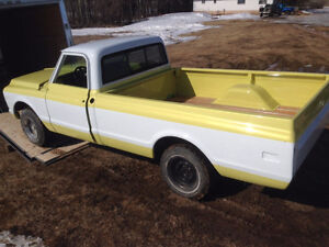 Paint and body Ford Dodge Chevrolet restoration