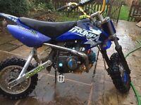 Thumpstar pit bike