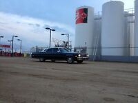 """1975 Oldsmobile Ninty-Eight Regency """"low km, excellent condition"""