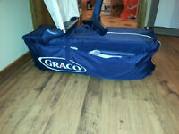 Graco Portable Deluxe Playpen