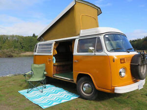 For Sale Or Trade: Volkswagen Type Two Westfalia