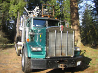 Self Loader Logging Truck driver required