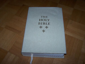 KJV The Old Testament of The Holy Bible HB 1999 by Barry Moser