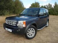 Land Rover Discovery 3 2.7TD V6 SE Station Wagon 5d 2720cc auto