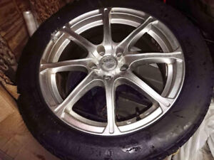 """17"""" Winter tires and rims for sale!!!"""