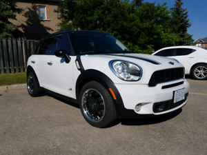 "2011 Mini Cooper Countryman S ""All 4"""