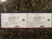 Justin Bieber tickets billets Montreal