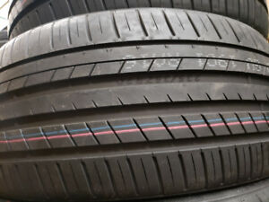 4 summer tires new 245/45r18,245/50r18,235/55r18,235/50r18 new