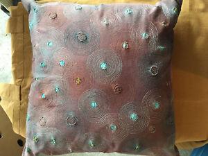 Two Throw Cushions St. John's Newfoundland image 1
