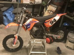 KTM 50 Senior with Papers