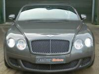 2007 BENTLEY CONTINENTAL GT SPEED COUPE PETROL