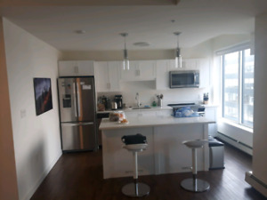MAY 1ST GORGEOUS 1 BEDROOM PLUS DEN