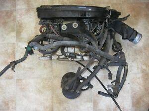Honda dual prelude carbs carburetor
